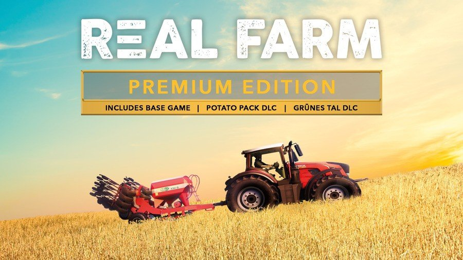 Real Farm: Premium Edition PS4 1