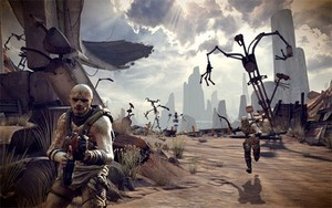 Bethesda's Released A Sixth Gameplay Video From RAGE.