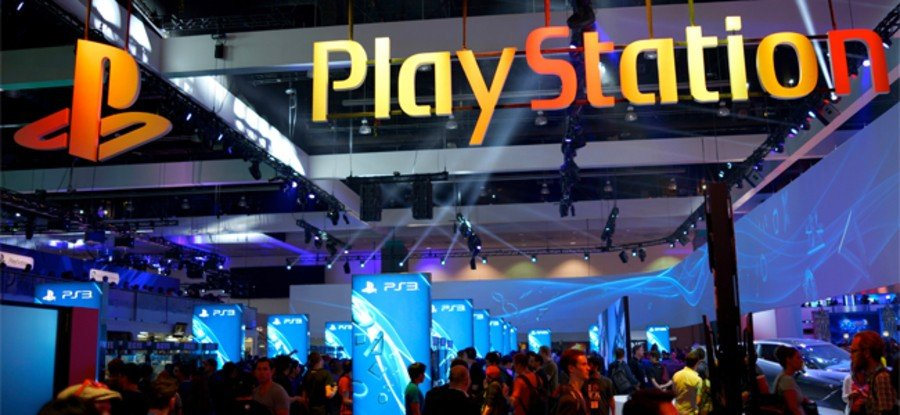 PlayStation E3 2013 Booth