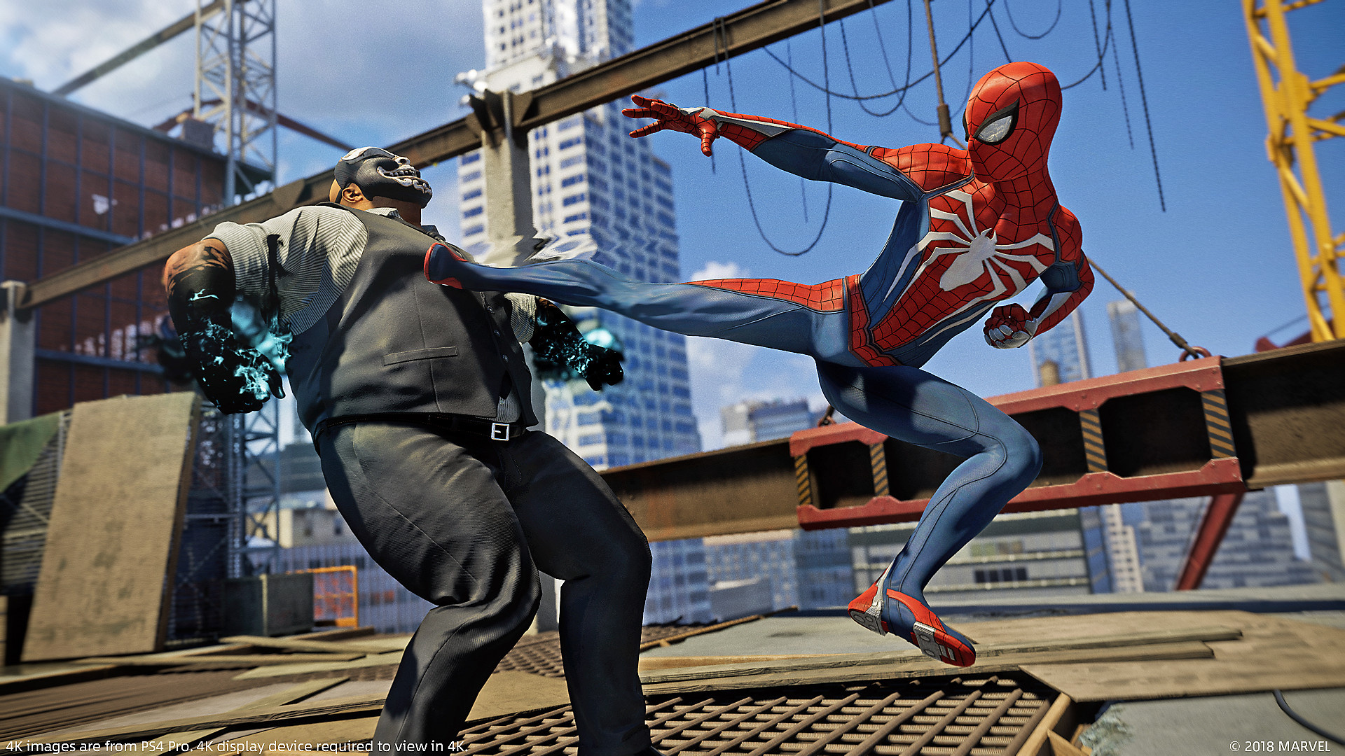 PS4 Exclusive Marvel's Spider-Man Is the Best-Selling