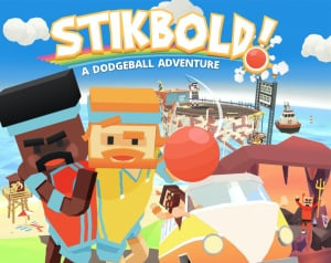 Stikbold! A Dodgeball Adventure