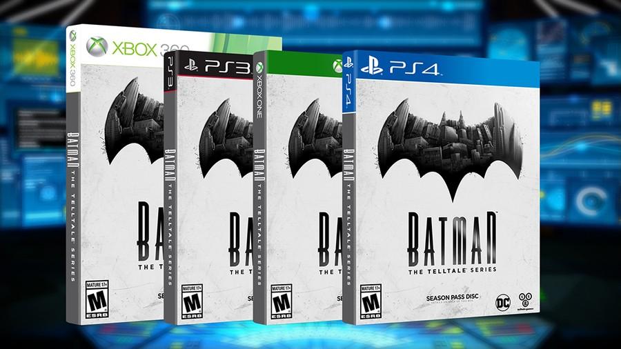 Batman PS4 PS3 PlayStation 4 1