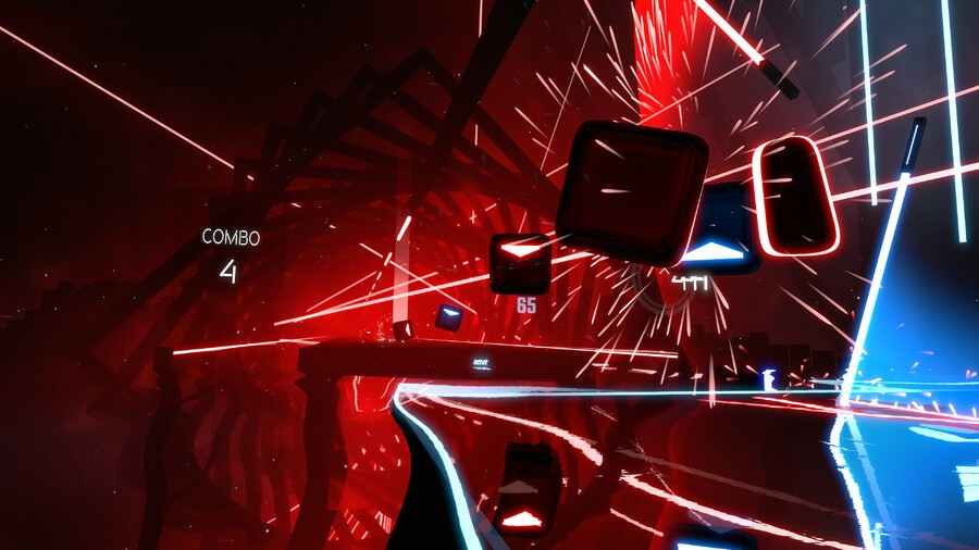 Beat Saber PS4 PlayStation 4 PS Store Europe 1