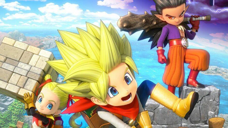Dragon Quest Builders 2 Cross Play