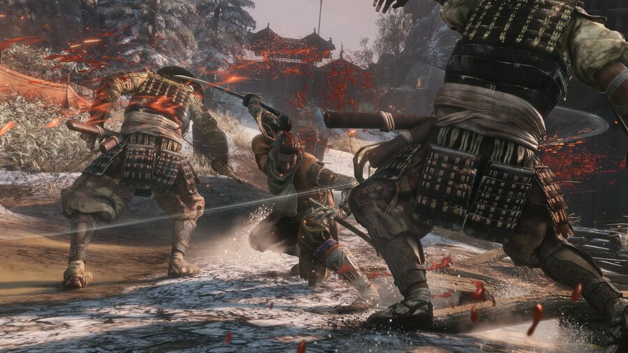 Sekiro: Shadows Die Twice How to Kill Divine Dragon Boss Guide PS4 PlayStation 4