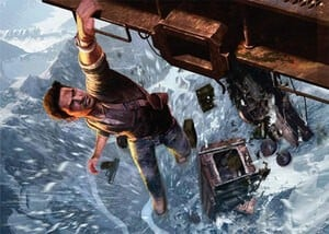 Castlevania's David Cox Wants To Criticise Uncharted For Simply Being Very, Very Good. At Least We Think He Does.