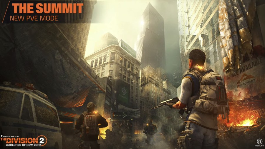 The Division 2 Summit Endgame