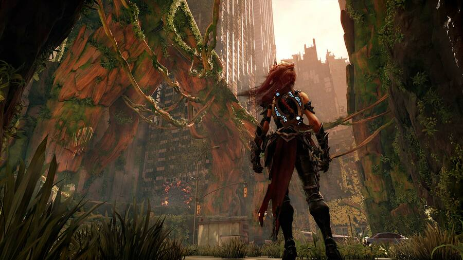 Darksiders III PS4 PlayStation 4 PS Store North America Flash Sale