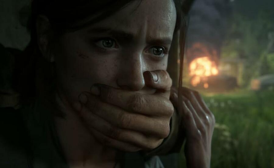 The Last of Us Part 2 PS4 PlayStation 4 1