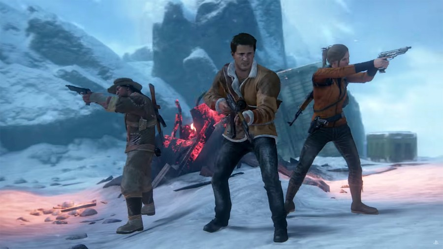 Uncharted 4: Survival PS4 PlayStation 4 1