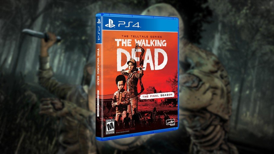 The Walking Dead The Final Season PS4 PlayStation 4 1