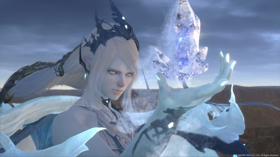 Final Fantasy XVI Development