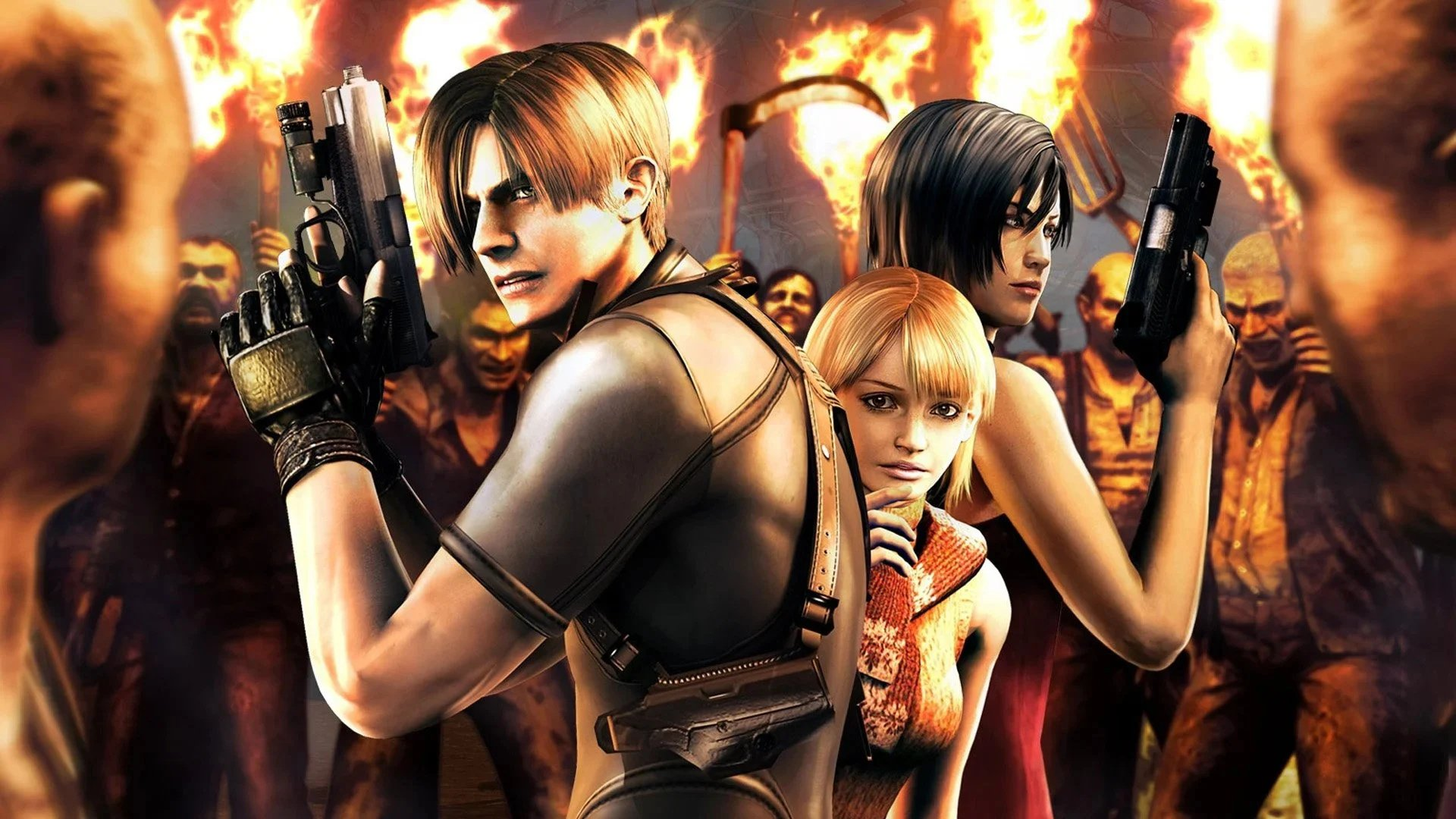 Resident Evil 4 Director Comments On Rumoured Ps5 Remake Push Square