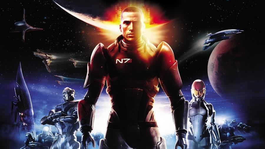 Mass Effect Trilogy Remaster PS4
