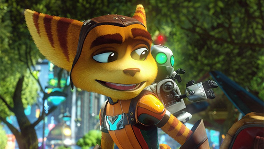 Ratchet & Clank PS4 PlayStation 4 Movie 1