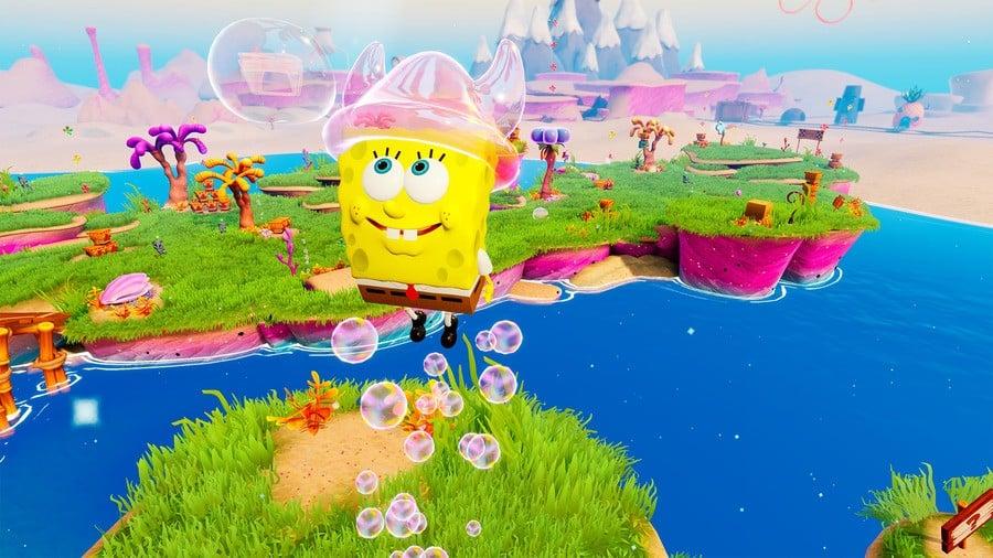 SpongeBob SquarePants Battle for Bikini Bottom Rehydrated Guide PS4 PlayStation 4 1