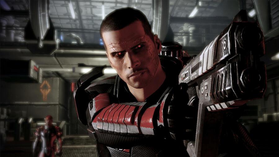Mass Effect PS5 PS4