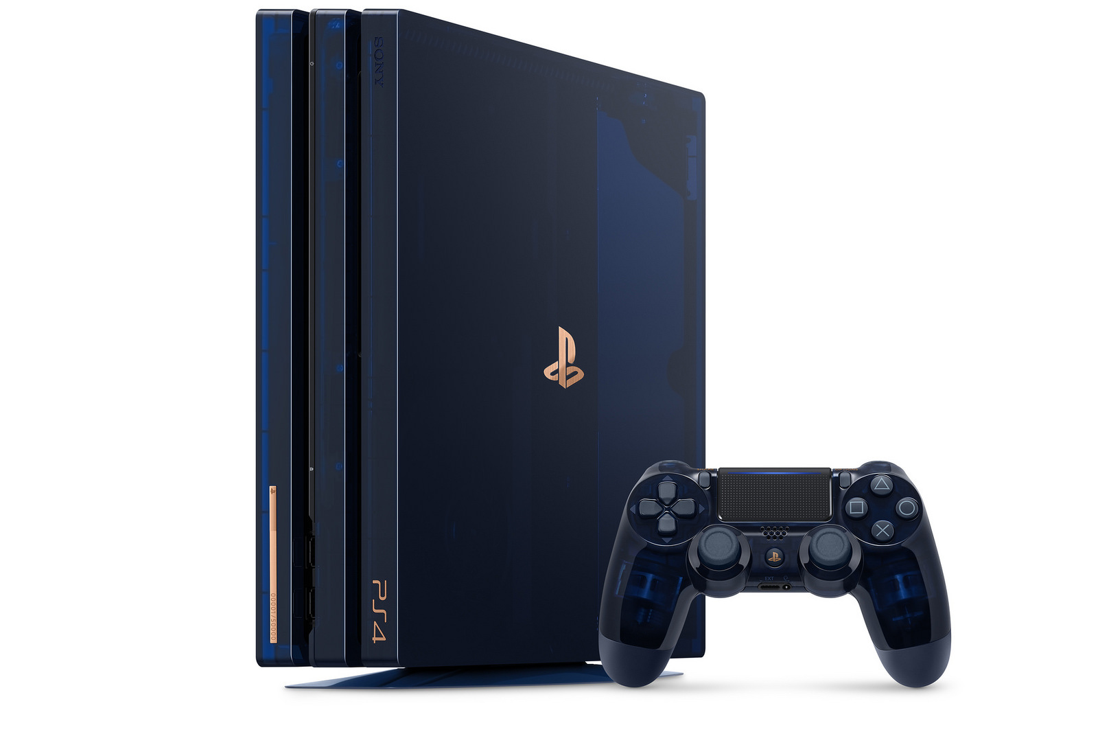 how to buy 500 million limited edition ps4 pro dualshock. Black Bedroom Furniture Sets. Home Design Ideas
