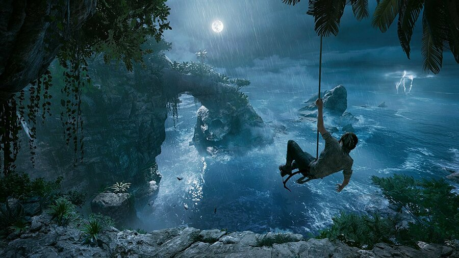 Shadow of the Tomb Raider PS4 PlayStation 4 1