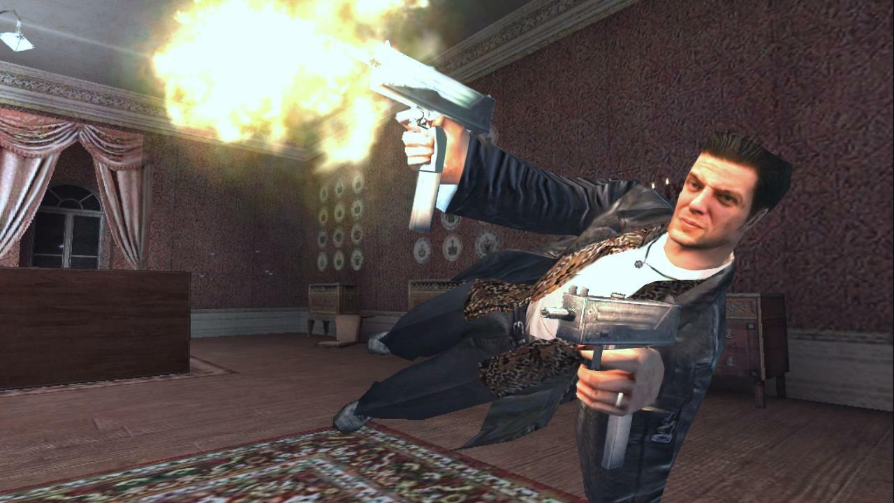 Video Is Max Payne Still On Target On Ps4 Push Square