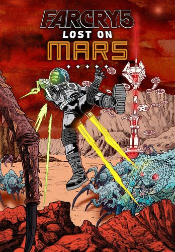 Far Cry 5: Lost on Mars Review (PS4) | Push Square