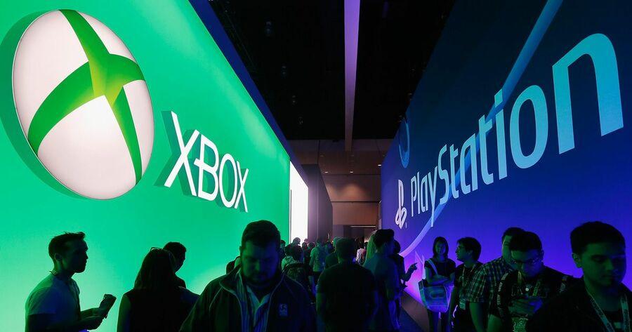 Xbox E3 2018 Press Conference Reaction 1