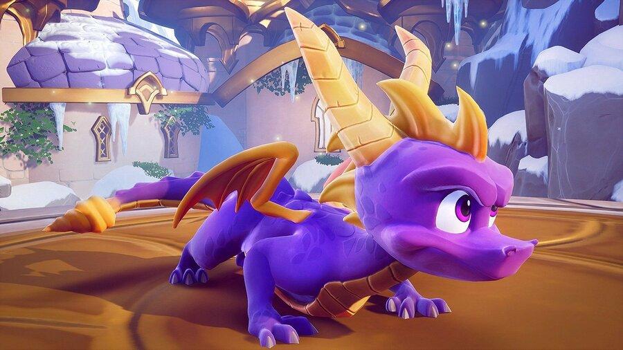 Spyro: Reignited Trilogy PS4 PlayStation 4