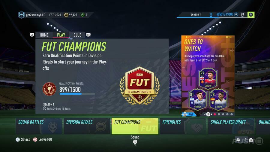 FUT Champions - All Rewards, Release Dates, and Times Guide 1
