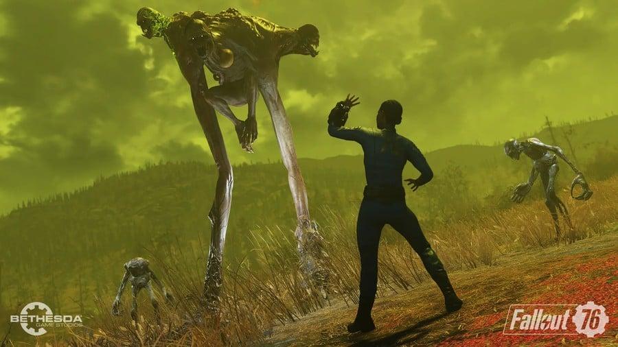 Fallout 76 Wastelanders PS4 PlayStation 4 1