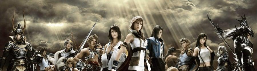 Dissidia 012 Final Fantasy (PSP)