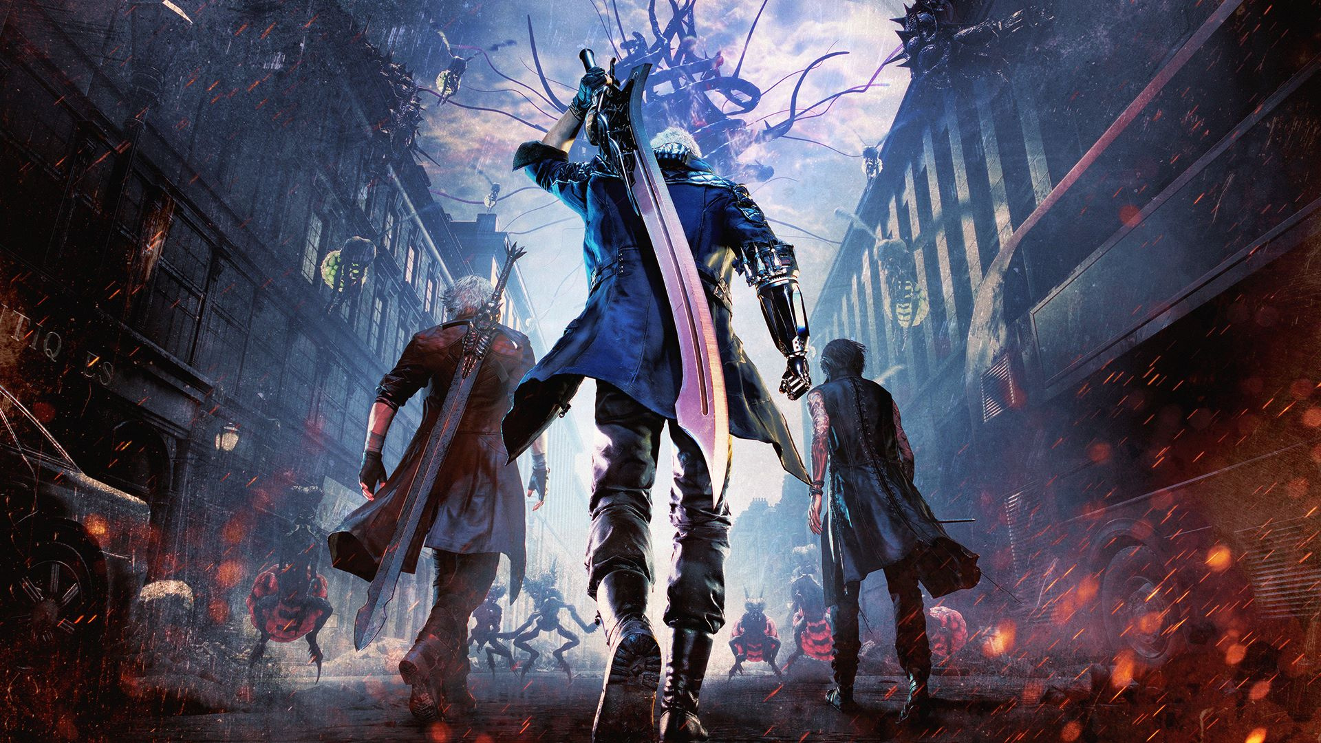US PSN Flash Sale Discounts Devil May Cry 5, MLB The Show 19, and EA Games
