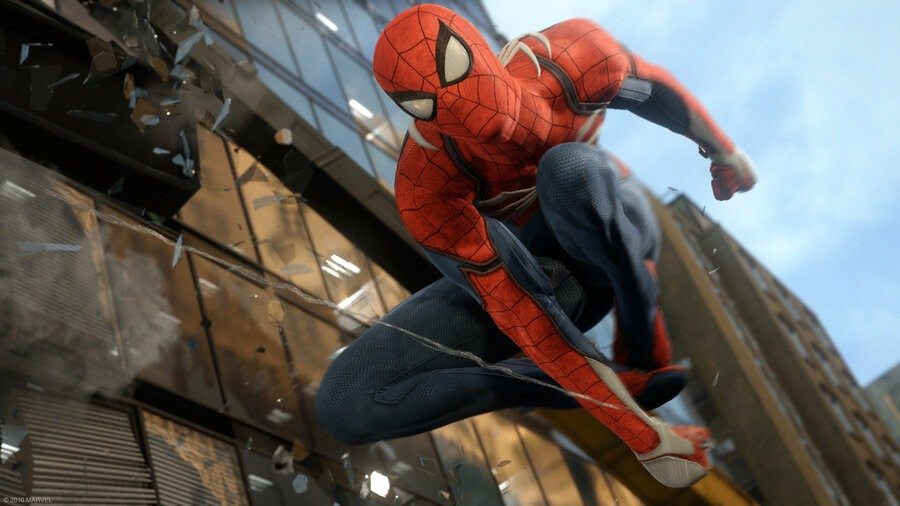 Spider-Man PS4 E3 2017 PlayStation 4 1