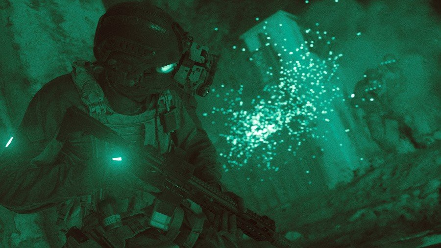 Call of Duty: Modern Warfare Patch 1.08 PS4 PlayStation 4