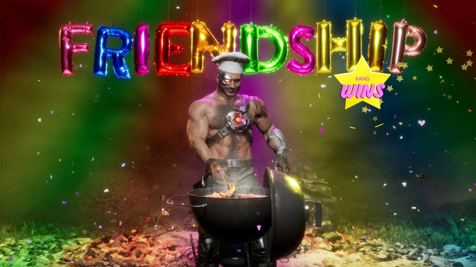Mortal Kombat 11 Aftermath How To Perform All Friendships Push Square
