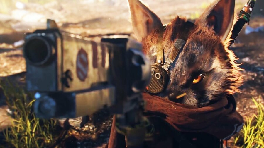 Biomutant Under-rated PS4 Games 1