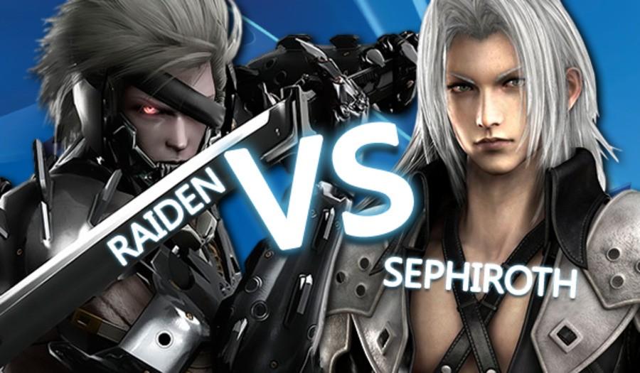 WWWW Raiden Sephiroth