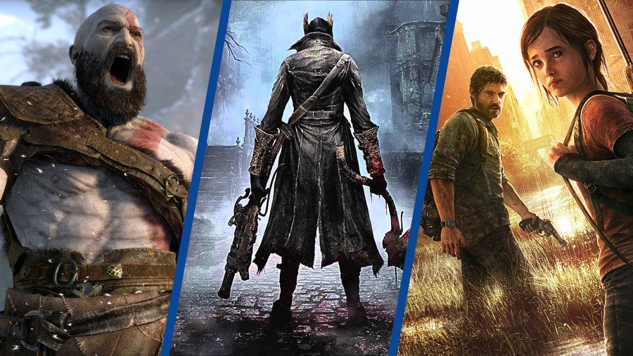 Best PS4 Exclusives PlayStation 4 1