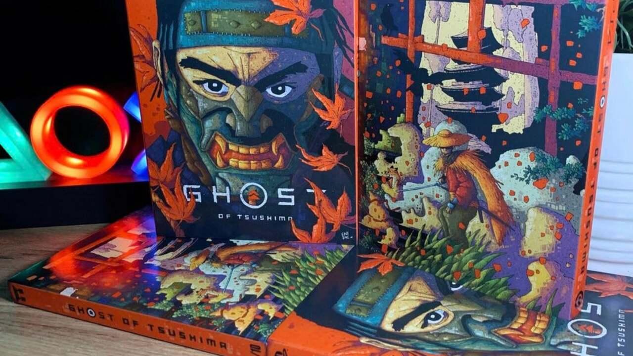 Random: This Retailer Had Fun with Its Custom Ghost of Tsushima Box Art thumbnail