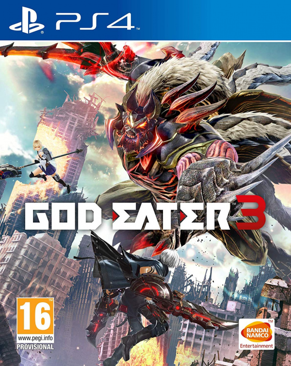 God Eater 3 Review (PS4)   Push Square