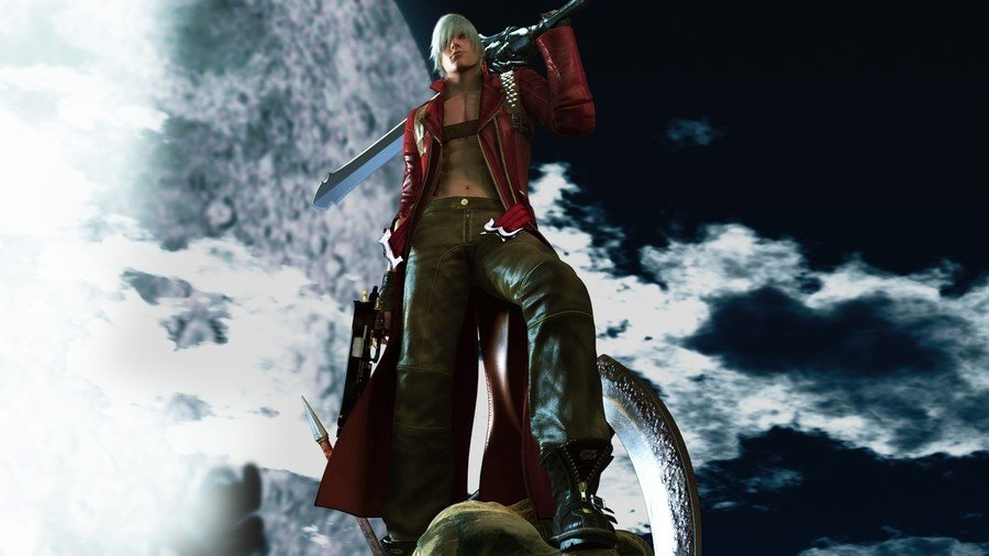 Devil May Cry 3 PS4