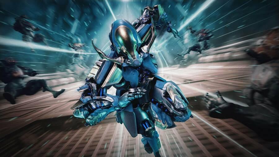 Warframe PS5 PlayStation 5 1