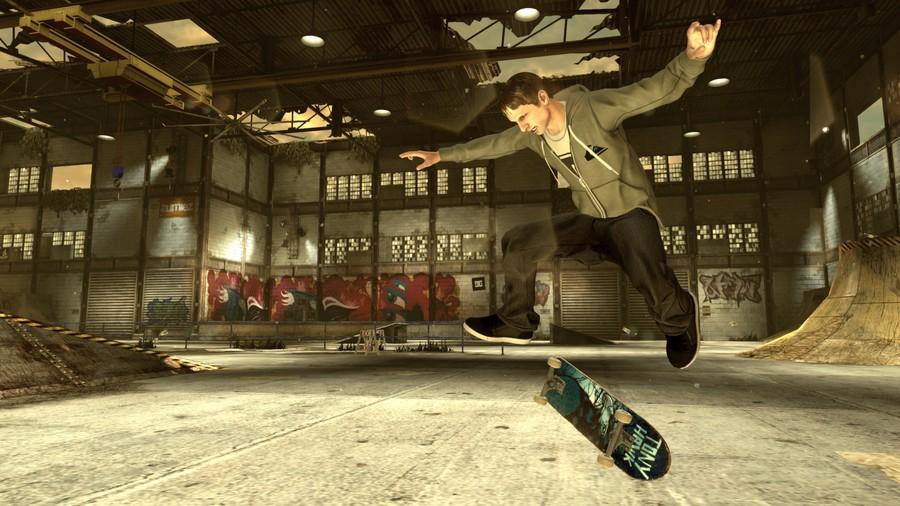Tony Hawk's Pro Skater PS4