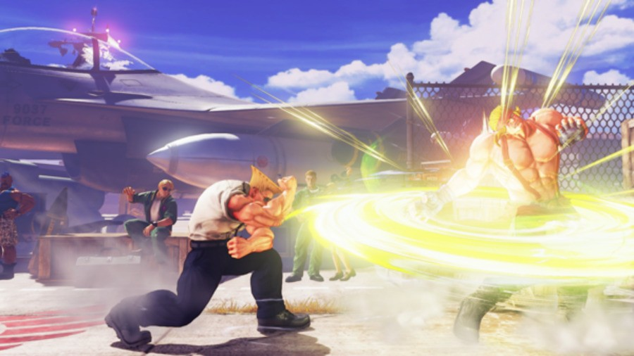 Capcom Dishes Out Details On Guile And A Brand New Stage In Street