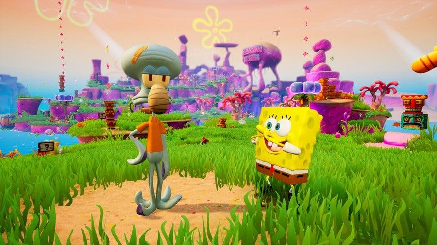 SpongeBob SquarePants Battle for Bikini Bottom Rehydrated Shiny Objects Guide PS4 PlayStation 4
