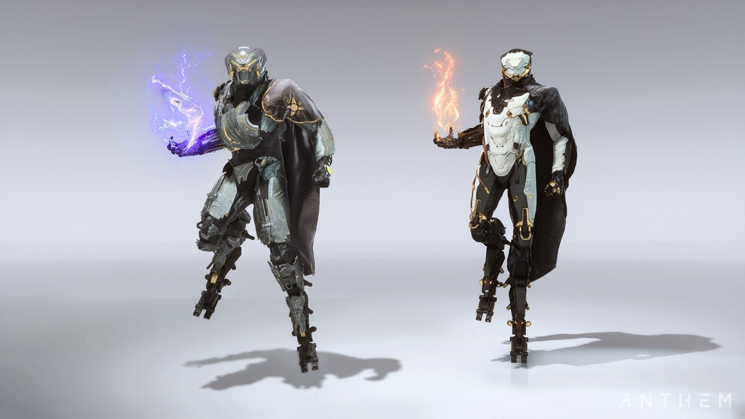 Soapbox The Problem With Anthem Is That The Storm Javelin Is Way