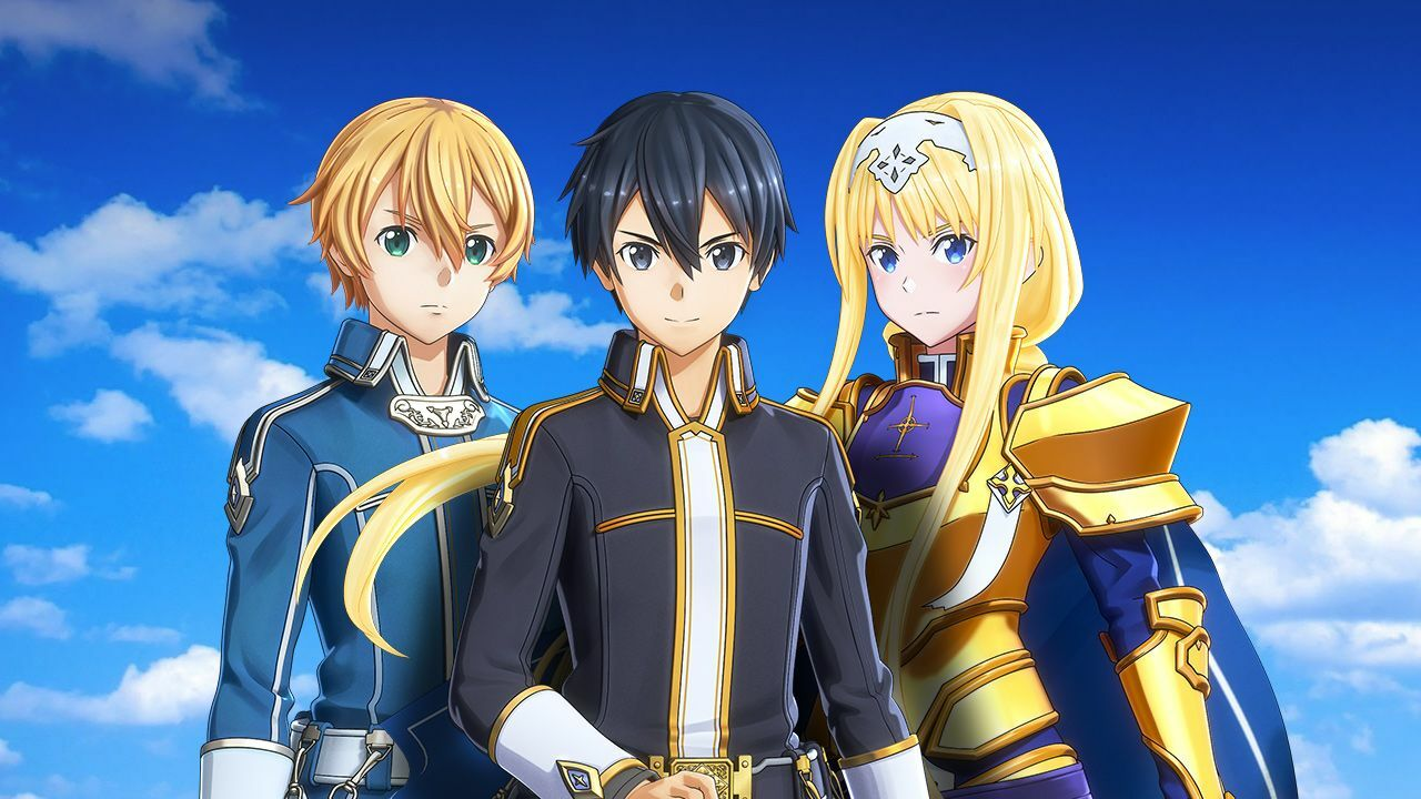 Action RPG Sword Art Online: Alicization Lycoris Gets First Gameplay Footage
