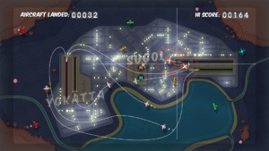 Flight Control HD - Metropolis at Night