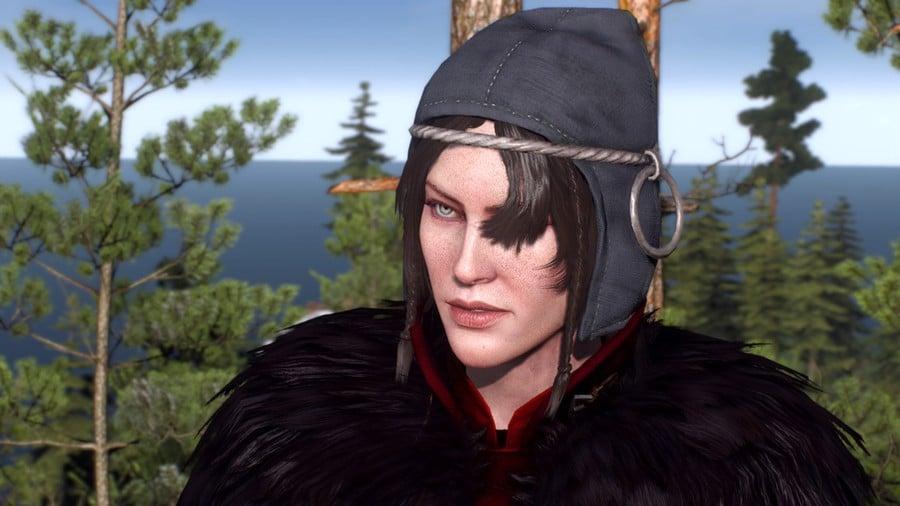 The Witcher 3 Jutta Romance