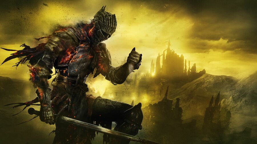 Dark Souls III PS4 PlayStation 4 PS Store Europe Sale