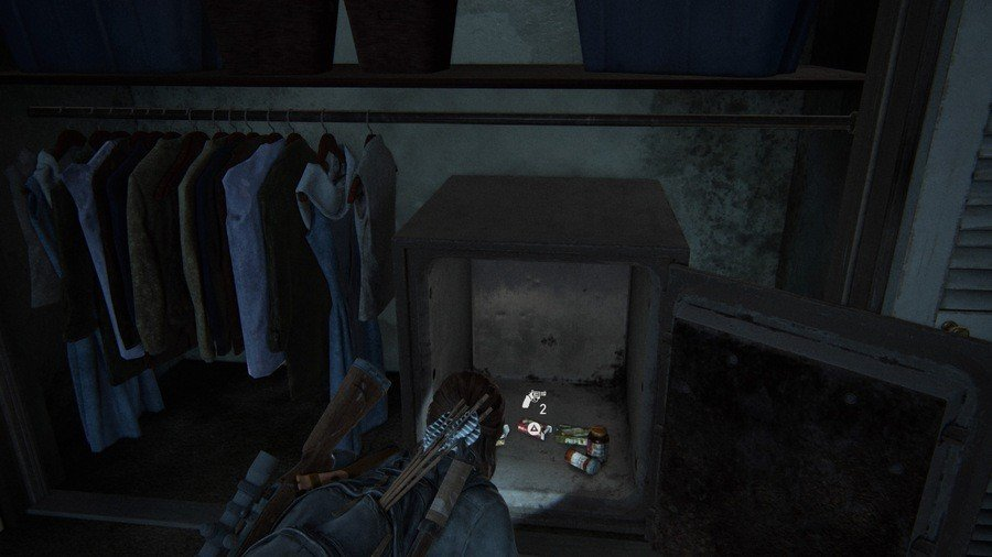 The Last of Us 2 How to Open the Wedding Anniversary Safe Guide